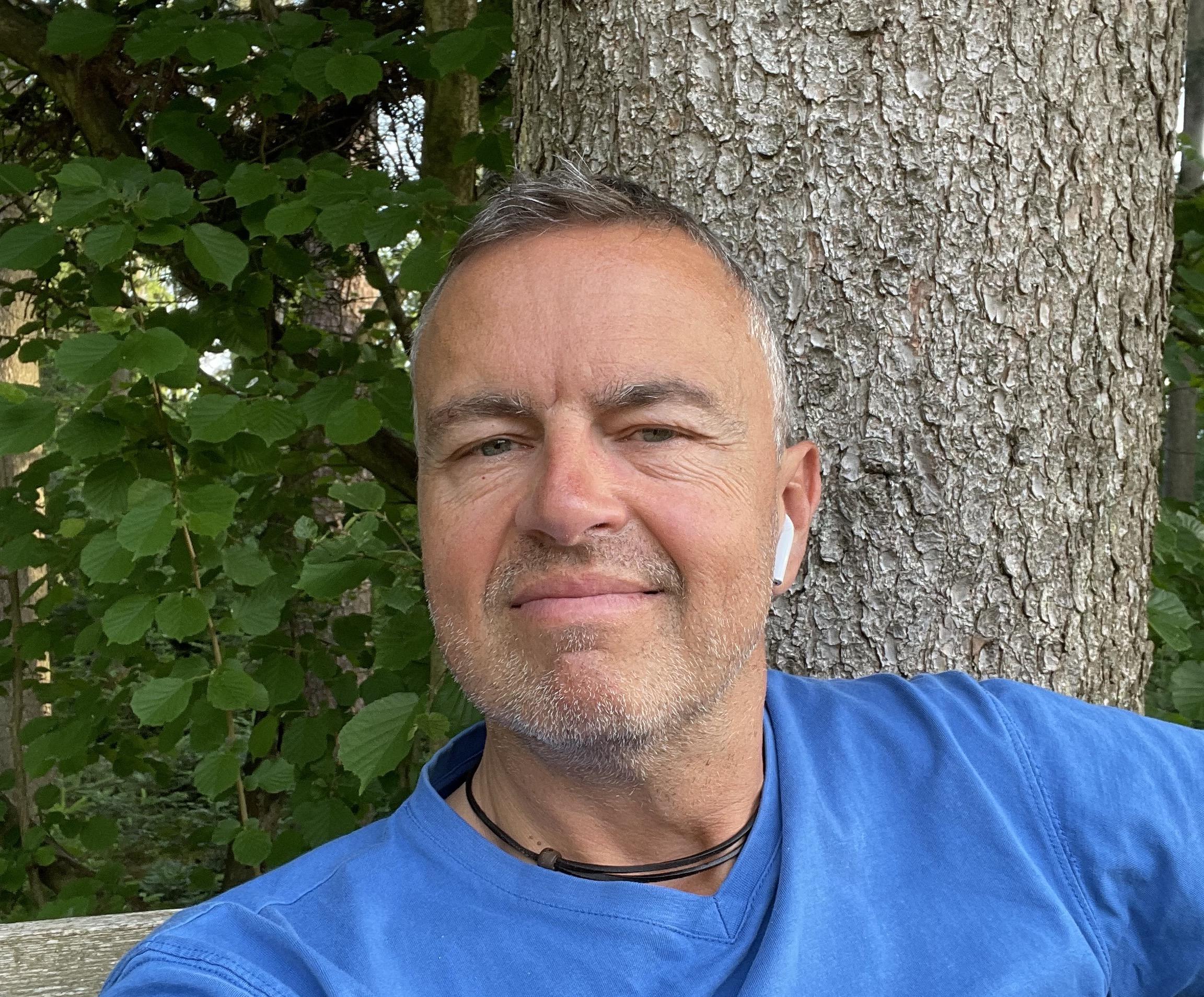 Rainer Schwenkkraus privat